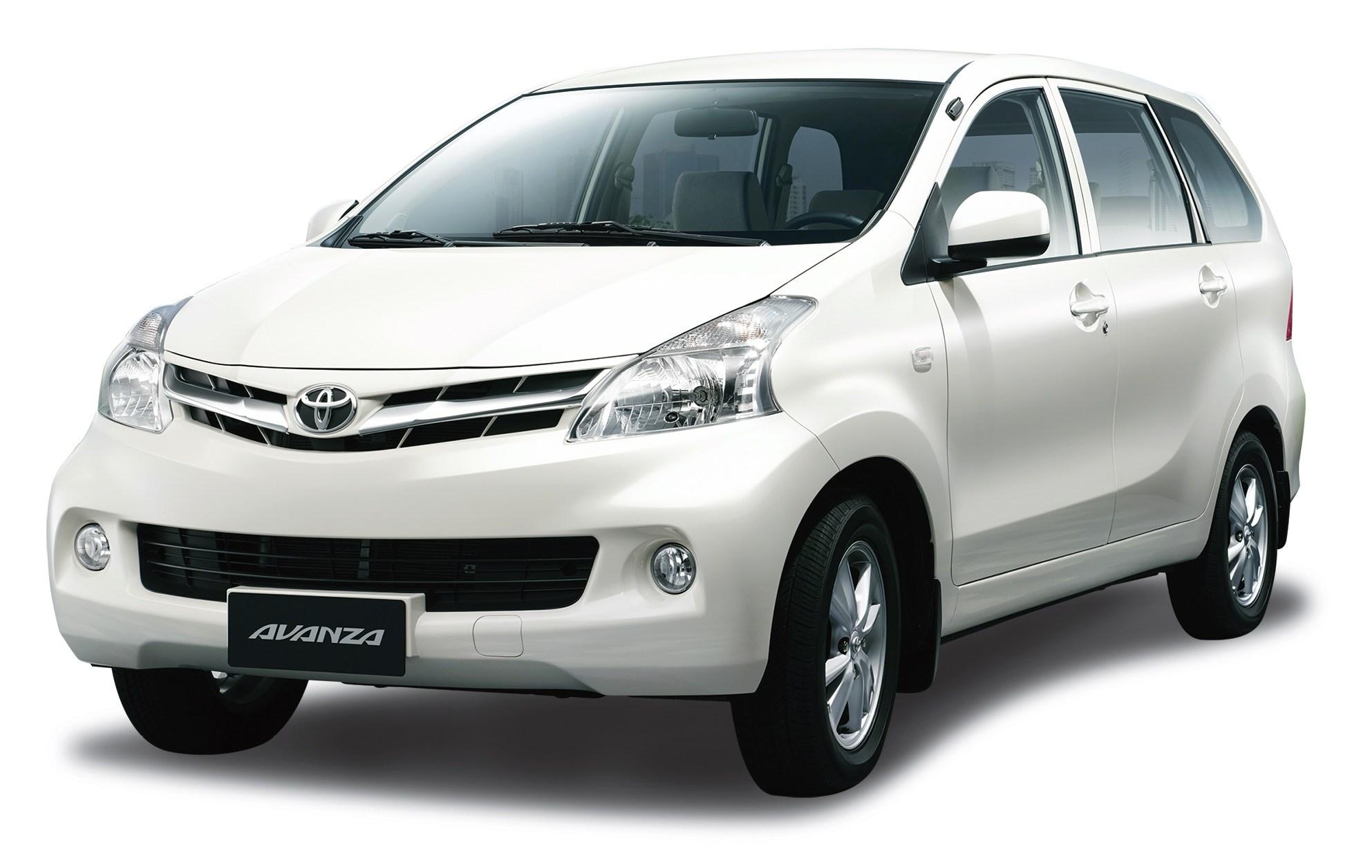 rental  Toyota Avanza jogja