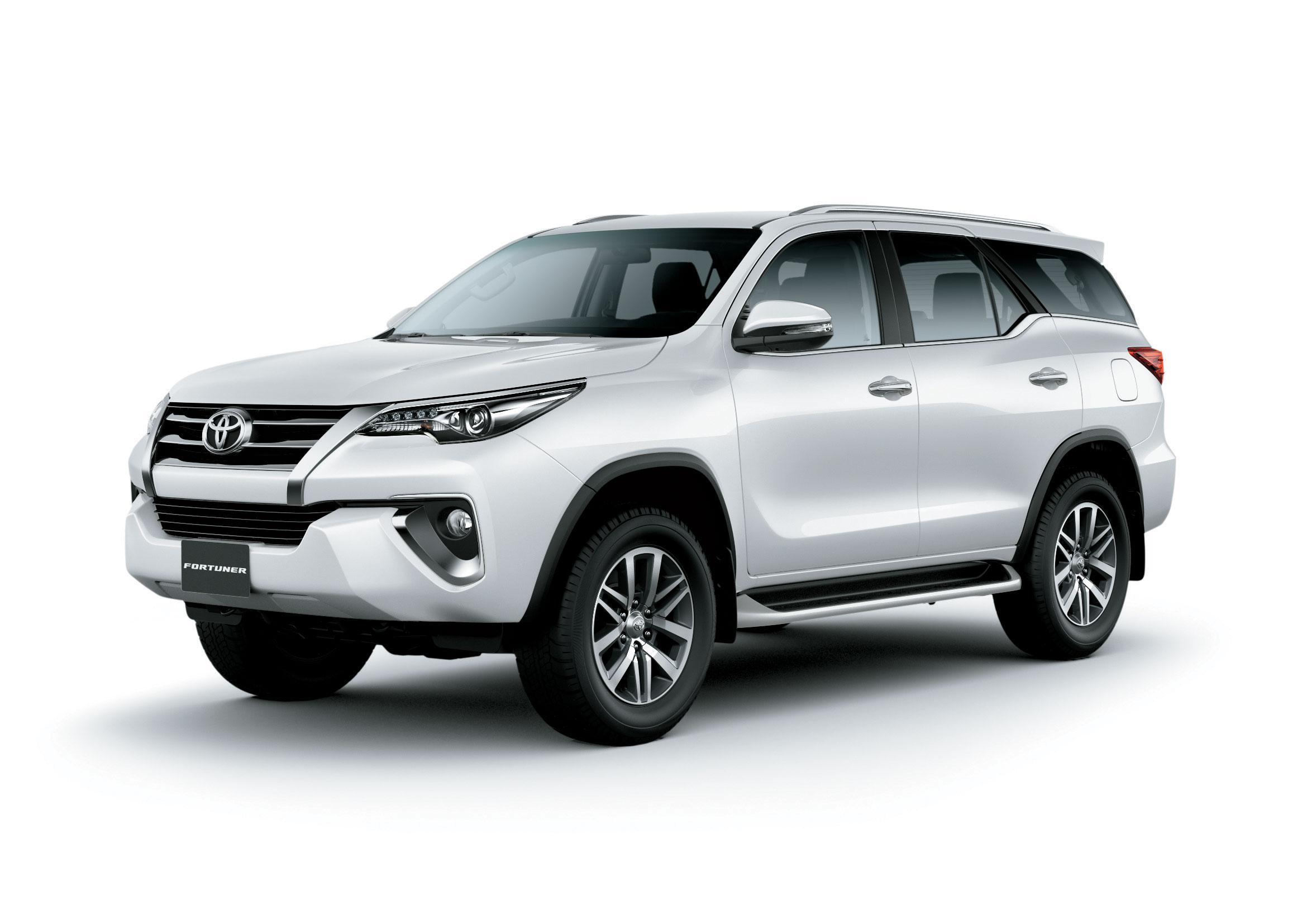 rental mobil Toyota Fortuner jogja